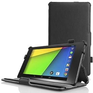 IVSO - Carcasa con función atril para tablet Google Nexus 10 FHD 2ª generación negro para Nexus 7 FHD  Electrónica Comentarios de clientes y más noticias