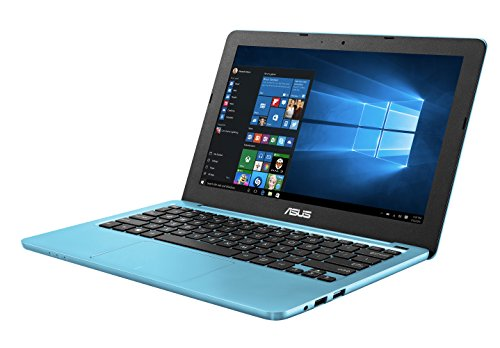 ASUS ノートブック ( WIN10 Home 64Bit / インテル Celeron N3050 / 11.6インチワイド / 2G / 500G / サンダーブルー )