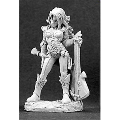 Astrid Female Chronicler Dark Heaven Legends Series