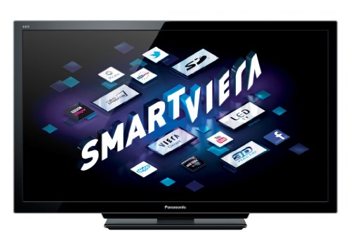Panasonic Smart VIERA TX-L37DT30B 37-inch Full HD 1080p 3D 200Hz Internet-Ready LED TV with Freeview HD and Freesat HD (Installation Recommended)