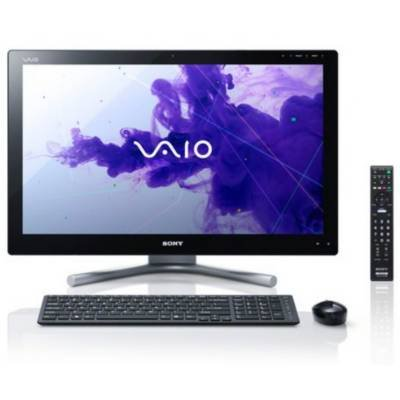 Sony VAIO L Series 24-Inch Black All-in-One EXTREME 3 TB 16GB RAM (Intel Core i7 EXTREME i7-3920XM 3rd generation processor - 2.90GHz with TURBO BOOST to 3.80GHz, 16 GB RAM, 3TB Hard drive 3000GB, TOUCHSCREEN, Full HD 1080p 1920x1080 LED backlit display powered by BRAVIA X-Reality, TV Tuner with remote control, BLU-RAY, HDTV, Windows 7) Desktop PC TV Sony Touch Screen SVL Series LIMITED EDITION