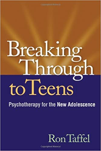 <p>Breaking Through to Teens: Psychotherapy for the New Adolescence</p>