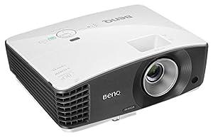 BenQ MW705 DLP-Projektor (RGB VGA-Analog, HDMI, USB, S-/Composite/Component Video, Kontrast: 13000:1, 1280 x 800 Pixel, 4000 ANSI Lumen)