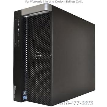 Dell T7600 - 1 x E5-2687W - 16GB - 1 x 128GB SSD - Quadro K5000 Coupon 2015