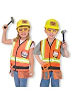 Melissa and Doug Construction Worker Costume by Melissa & Doug
