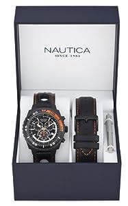 Nautica watches a17636g chrono men