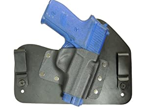 Everyday Holsters Sig Sauer P229 Hybrid Holster IWB Right Hand Black