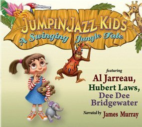 A Swinging Jungle Tale by Jumpin' Jazz Kids: A Swinging Jungle Tale (2013) Audio CD by Jumpin' Jazz Kids: A Swinging Jungle Tale