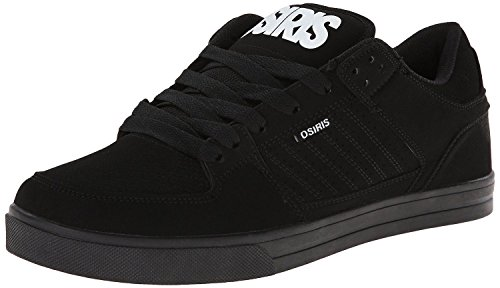 Osiris Protocol Black White Skate Trainers Shoes Boots-7