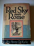 img - for Red Sky Over Rome book / textbook / text book