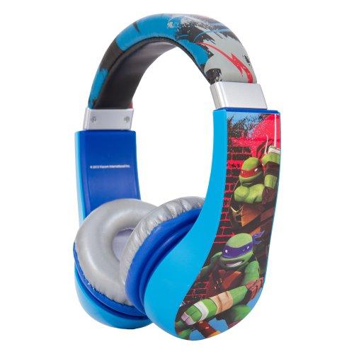 Teenage Mutant Ninja Turtles Over the Ear Headphone