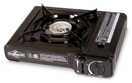 Stansport Portable Outdoor Butane Stove - Portable Outdoor Butane Stove at Sears.com