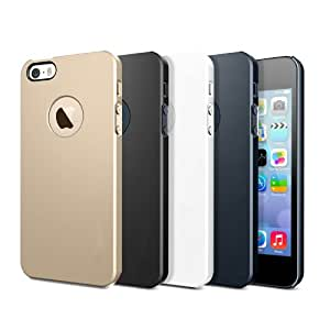 Amazon.com: Hard Back Case Cover Ultra-thin 0.4mm Slim Case for Apple iPhone 4 8S High Quality ...