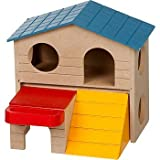 Small Animal Kingdom 2-Story Hamster House