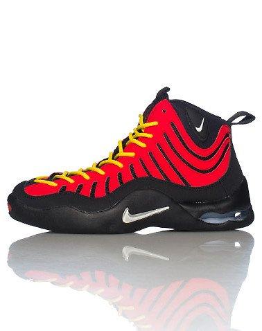 NIKE KIDS AIR BAKIN SNEAKER Red - Grade School/Sneakers 5Y (Nike Air Bakin compare prices)
