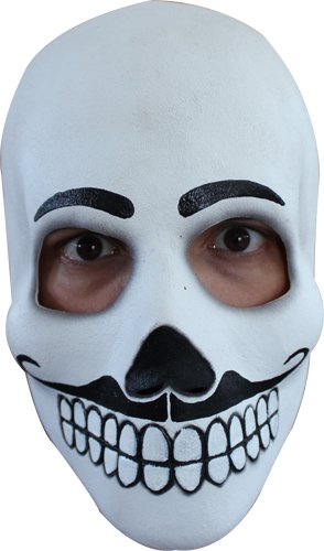 Men's Day of the Dead: Catrin Mask