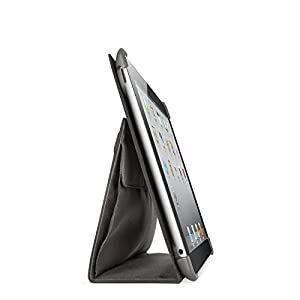 Belkin Storage Folio Case / Cover with Stand for the Apple iPad with Retina Display (4th Generation) & iPad 3 (Red)
