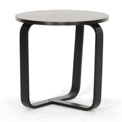 Cheap Baxton Studio Dark Brown Modern End Table, Avila (ST615-wenge-AT)