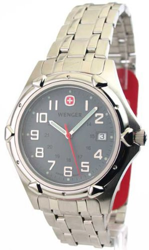 Wenger Swiss Military Mens Date Watch 73118