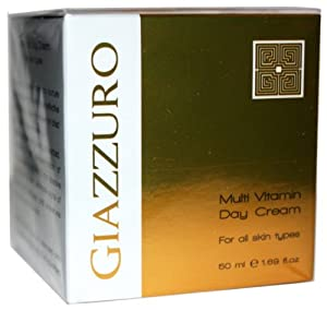 Giazzuro Multi Vitamin Day Cream (1.69 Fl Oz)