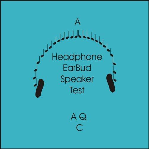 A Headphone Earbud Speaker Test