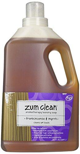 Indigo Wild Zum Clean Laundry Soap - Frankincense & Myrrh