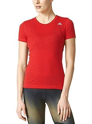 adidas Camiseta Manga Corta Ais Prime (Rojo)