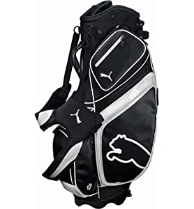 Puma Monoline Stand Bag (Black, 8.5-Inch Top)