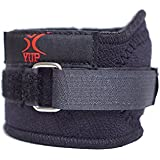 Yup Tennis Golf Elbow Brace, For Men And Women One Size,Adjustable, Black
