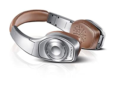 DENON AH-NCW500 Silver | Global Cruiser Bluetooth Wireless Noise Canceling Headphones (Japan Import)