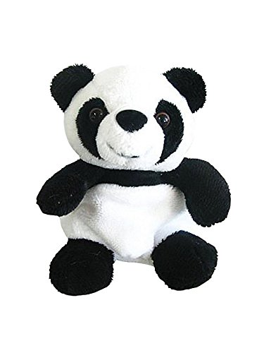 "Panda 5"" ( Weez Bean Bag Animals) - 1"