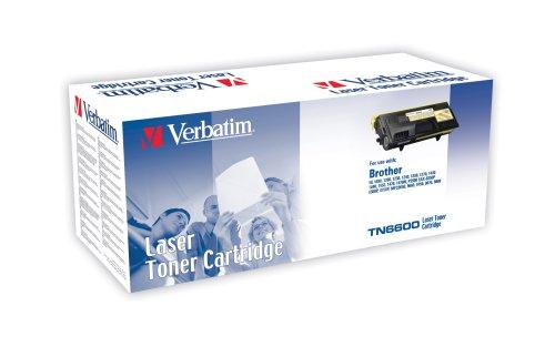 Verbatim - Cartouche de toner ( remplace Brother TN6600 ) - 1 x noir - 6000 pages