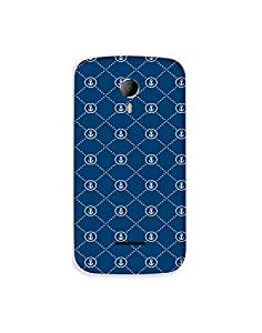 Micromax A117 Anchor-patterns-03-01-01 Mobile Case (Limited Time Offers,Please Check the Details Below)