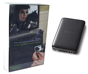 HTC Media Link HD H200 (99H10801-00) for One X, One S, One V, Droid Incredible 4G LTE, EVO 4G LTE in Retail Packaging