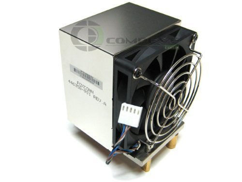 HP CPU Heatsink For Workstation XW6600 XW8600 446358-001 446358001 police pl 12963js 01