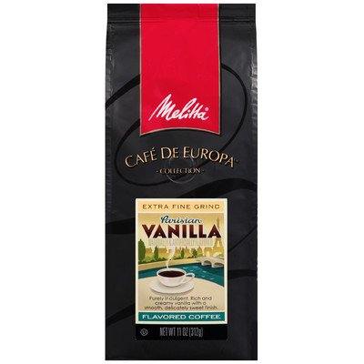 Melitta 60240 11 Oz Parisian Vanilla Flavored Coffee (Melitta Coffee Roaster compare prices)