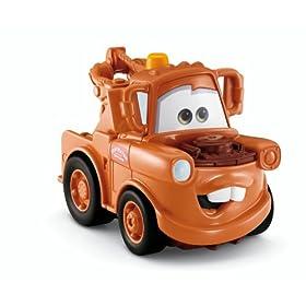 Prima Infanzia-Fisher Price Veicoli Shake'n Go Cars 2 Cricchetto