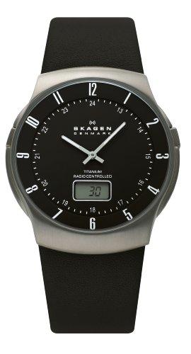 SKAGEN(スカーゲン) 腕時計 Radio Control  732XLTLB-J[正規輸入品]