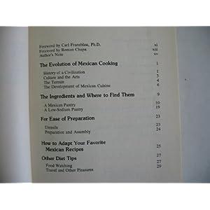 Mexican Salt-free Cooking Livre en Ligne - Telecharger Ebook