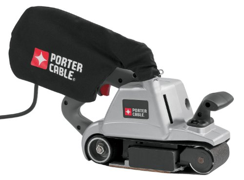 PORTER-CABLE-360-12-Amp-3-Inch-by-24-Inch-Belt-Sander-with-Cloth-Dust-Bag