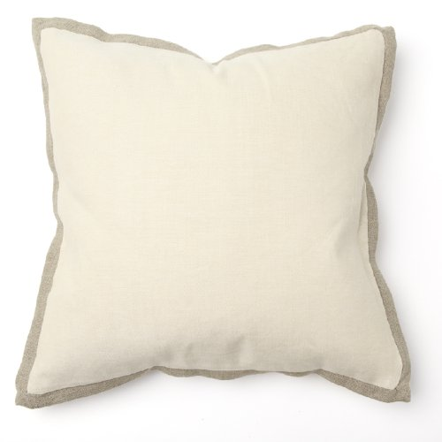 Off-White Throw Pillow - Set of 2
