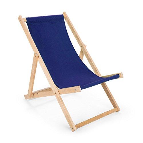 Holz-Sonnenliege-Strandliege-Liegestuhl-aus-Holz-Gartenliege-N1