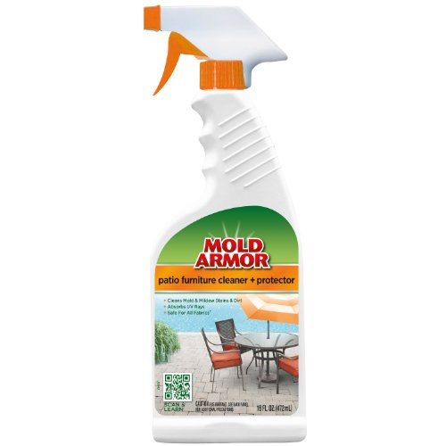 Mold Armor FG530 Patio Furniture Cleaner and Protector, Trigger Spray 16-Ounce