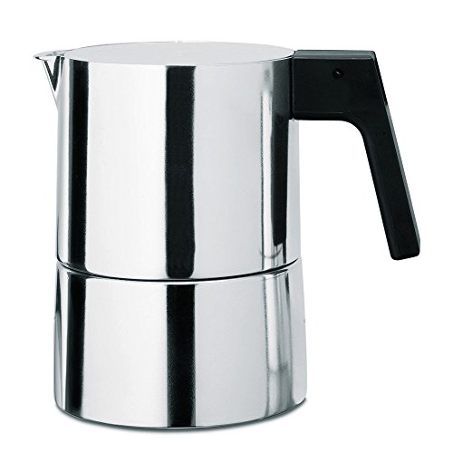 Piero Lissoni Pina Espresso Coffee Maker Size: 5.91