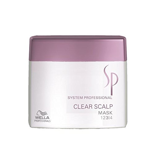 Wella System Professional - Maschera Wella Clear Scalp - Linea Sp Clear Scalp - 400ml