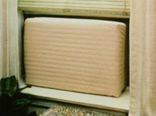 Indoor Air Conditioner Cover (Beige) (Large - 18 -20