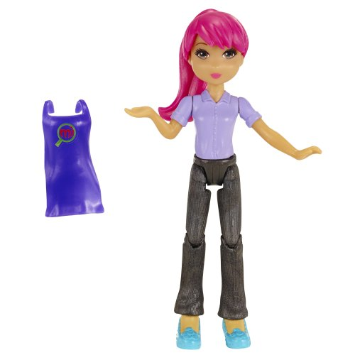miWorld Pink Hair Girl Doll - 1