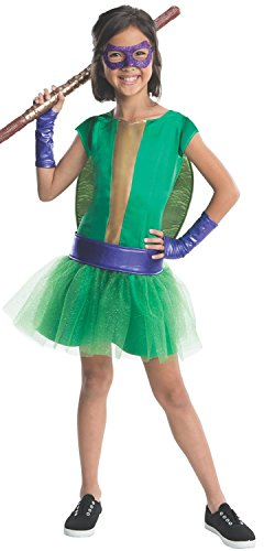 TMNT - Deluxe Girls Donatello Tutu Costume