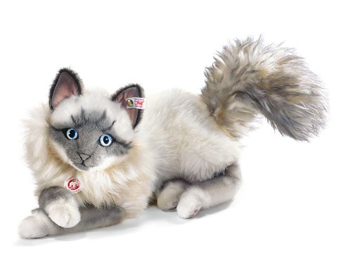 Steiff 036644 Minka Sacred Birman Cat Masterpiece Limited Edition