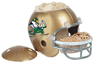 NCAA Notre Dame Fighting Irish Snack Helmet